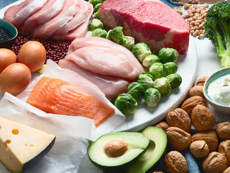 مواد غذایی برای رشد کودکان