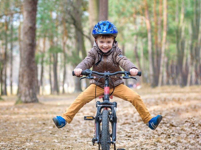 دوچرخه بازی کودکان