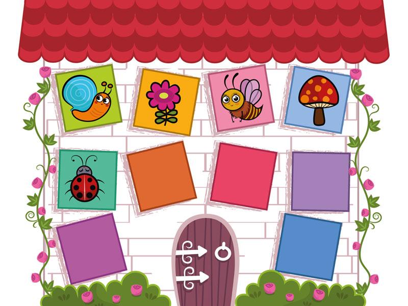 کارتهای رنگارنگ