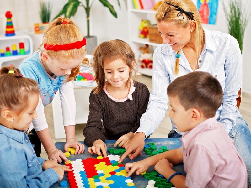 آموزش بازی به کودک