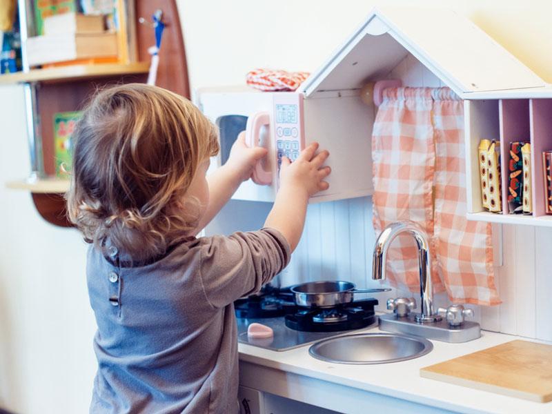 بازی آشپزخانه کودکان