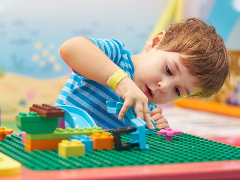 بازی لگو برای کودکان