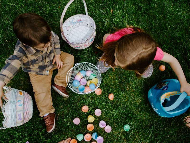 اسباب بازی های ایمن برای کودکان
