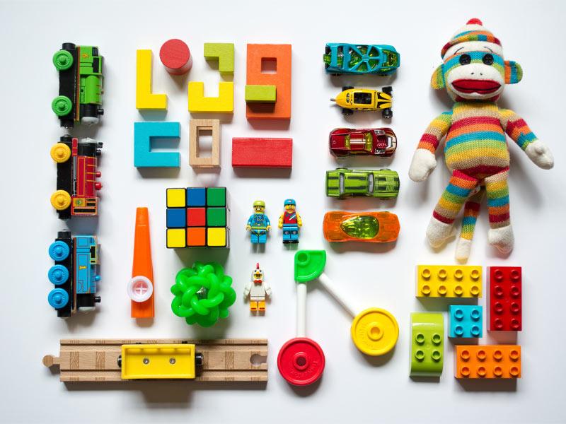 انواع اسباب بازی ها