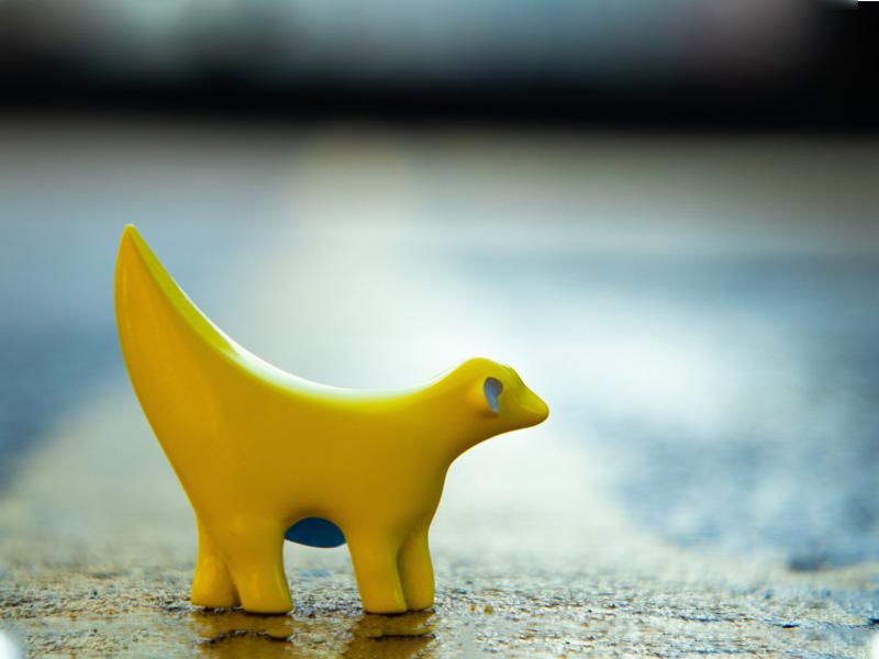 اسباب بازی های زرد رنگ و تاثیر آنها