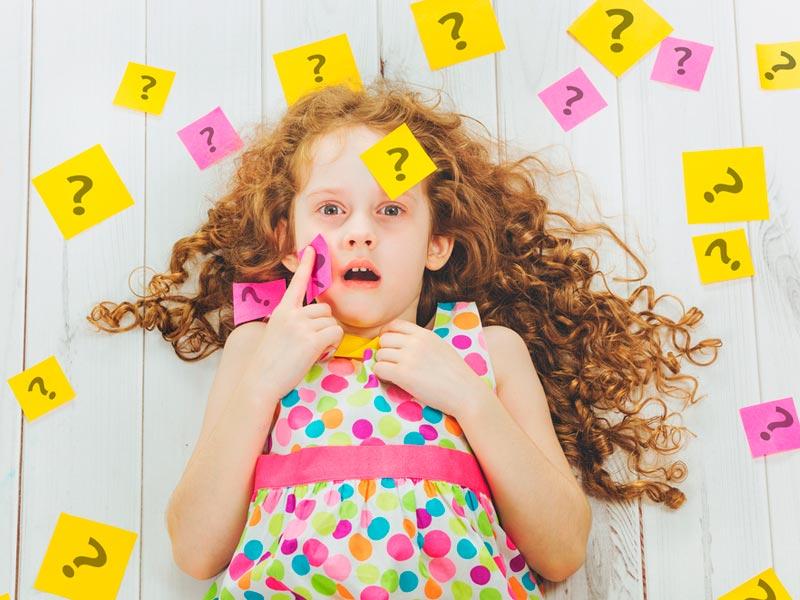 سوالات کودک