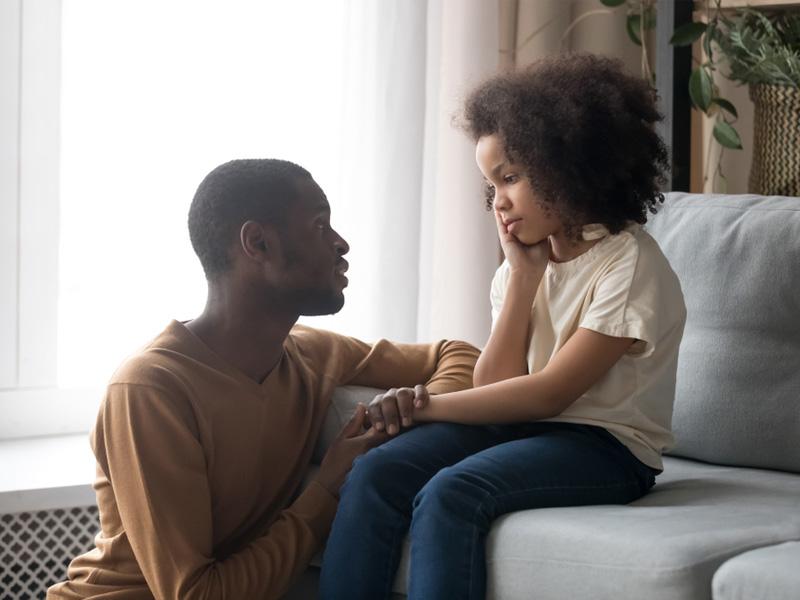 همدردی والدین با کودک