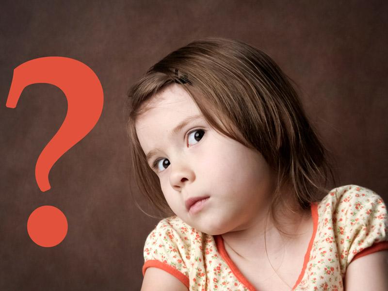 سوال کودکانه