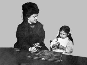 زندگینامه ماریا مونته سوری؛ موسس اولین مهد کودک دنیا و سازنده اسباب بازیهای مونته سوری