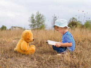 مزیتهای قصهگویی برای کودکان