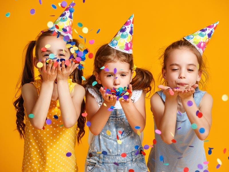 جشن برای بچهها