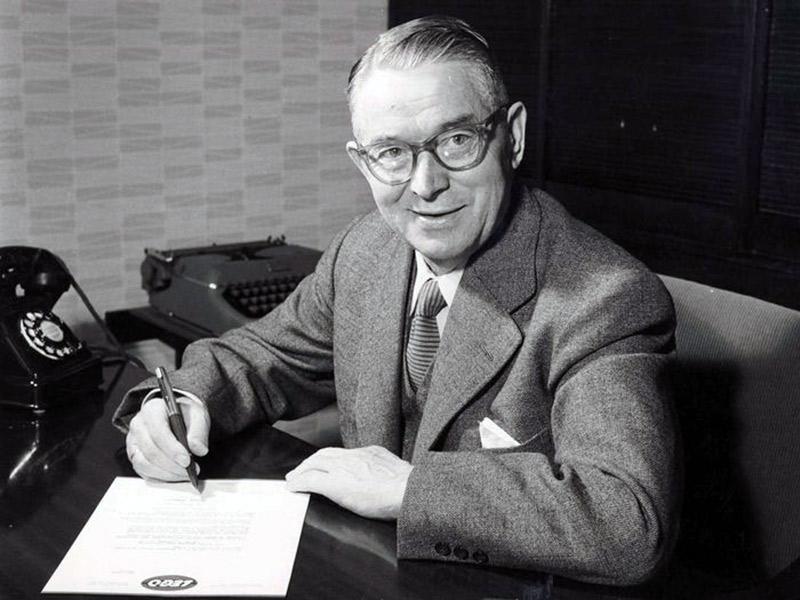 اوله کرک کریستیانسن 1957