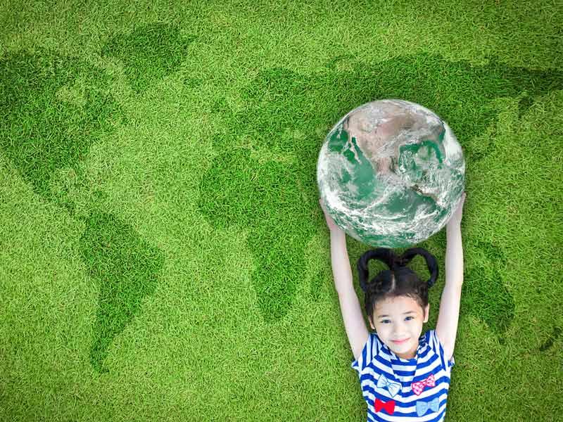 کودک و محیط زیست