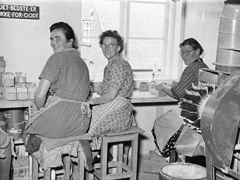 زنان در شرکت لگو