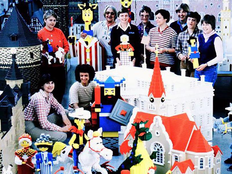 داونی هولم و تیمش 1980