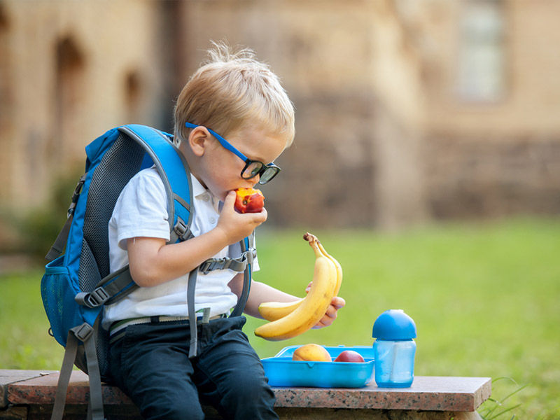 خوراکی مدرسه کودک