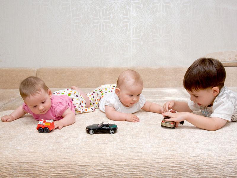 ماشین و کودکان