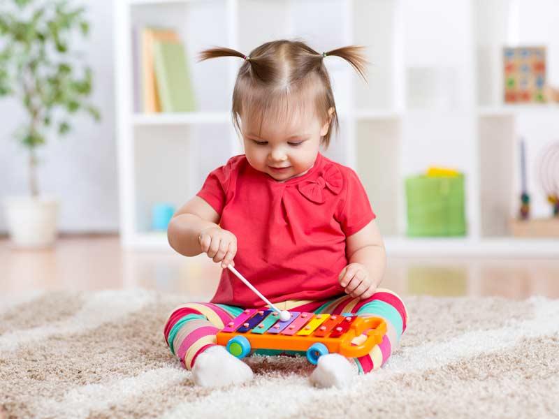اسباب بازی بلز دختربچه
