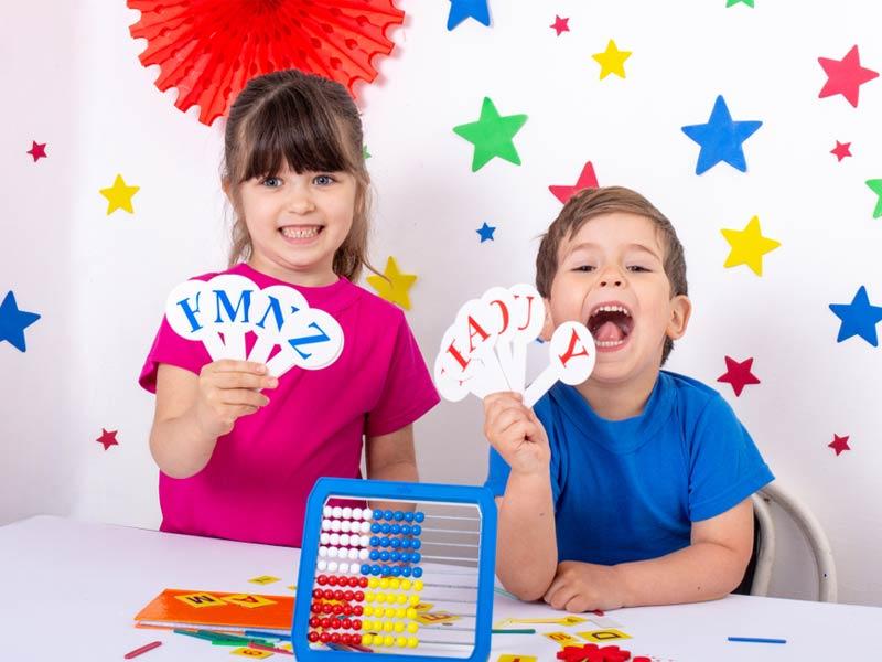 یادگیری زبان انگلیسی کودکان