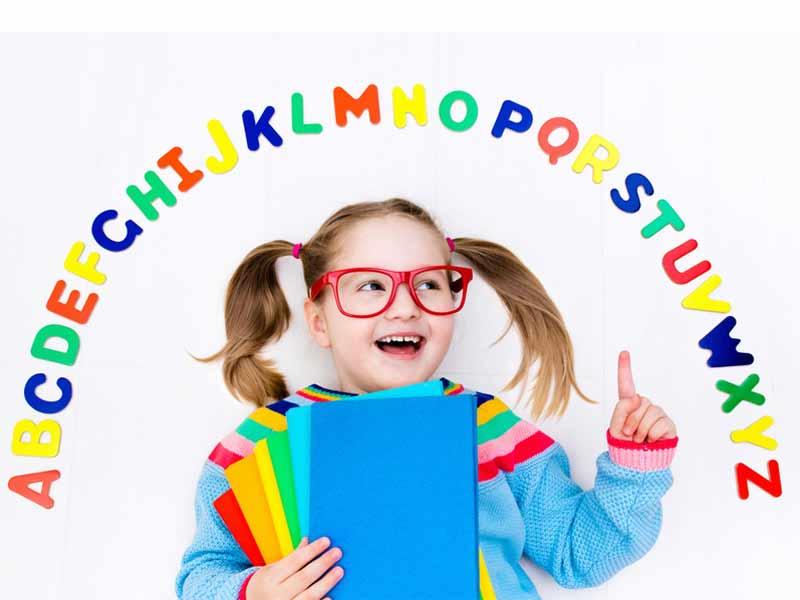 یادگیری زبان انگلیسی کودک