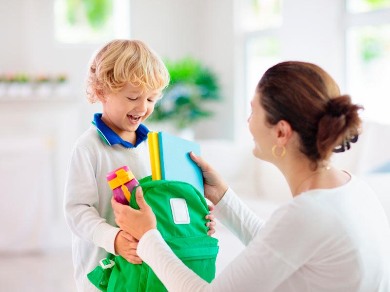 آمادگی کودک برای رفتن به مهدکودک