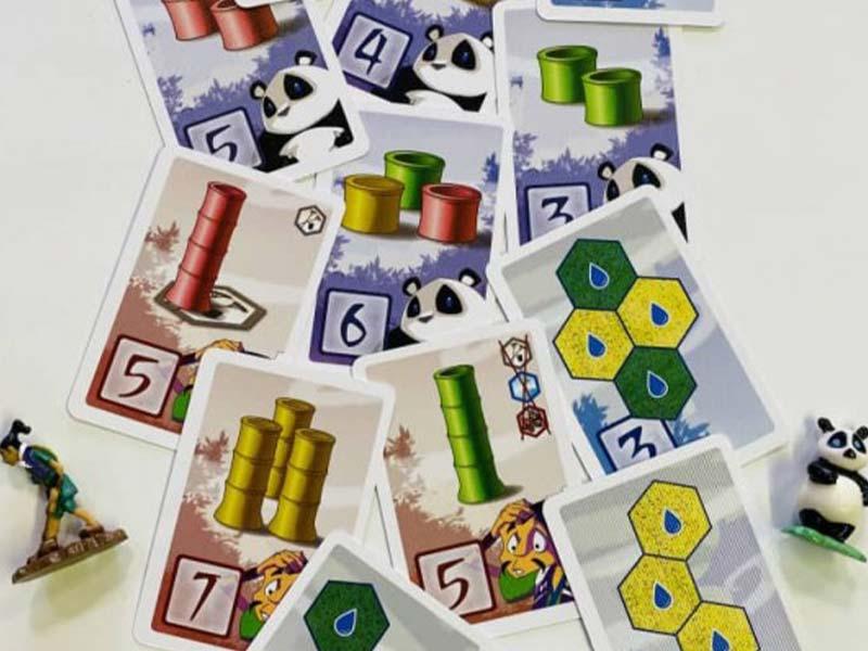 کارتهای مأموریت بازی فکری تاکنوکو